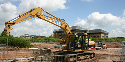 Oakfield  Construction Nottingham