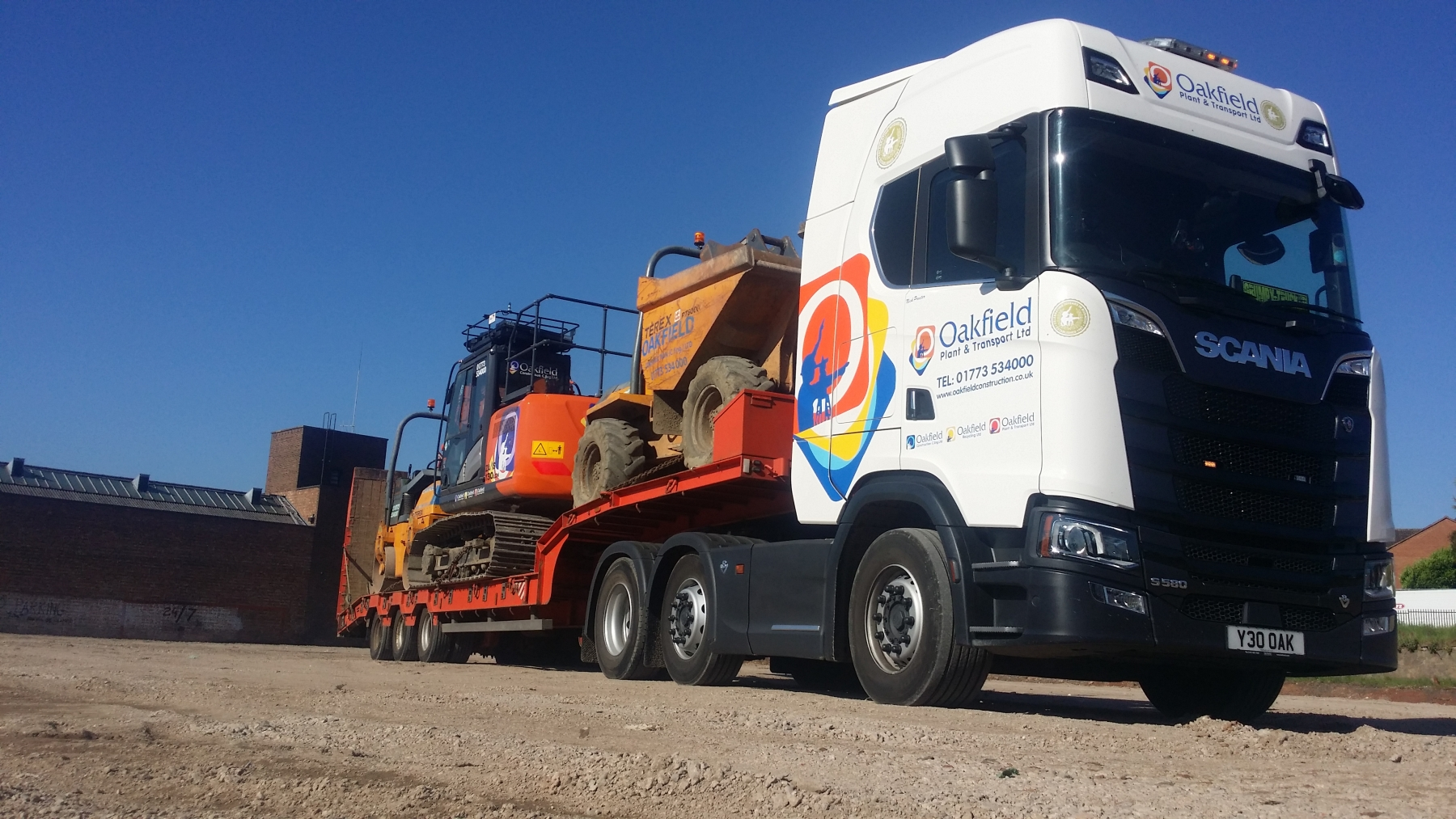 Oakfield Plant & Transport