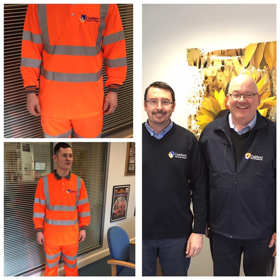Looking Smart - New Workwear Kits