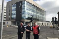 Bio City Hand Over - Construction - On Site